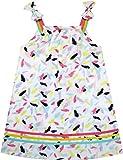 HP14 Sunny Fashion - Vestido para ni�a multicolor 5 a�os