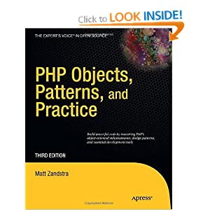PHP Objects, Patterns and Practice 3rd Edition (Expert's Voice in Open Source)