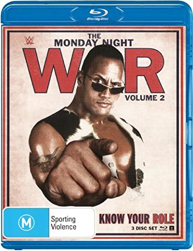 Wwe: Monday Night War Vol 2 [Blu-ray] [Import]