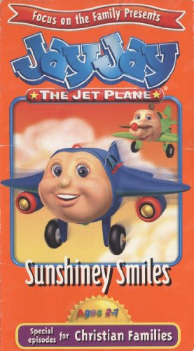 Jay Jay the Jet Plane Sunshiney Smiles