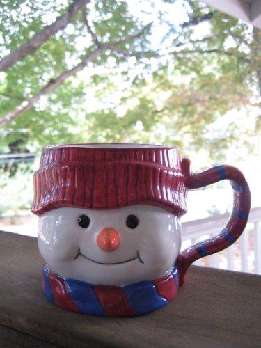 linens-n-things-ceramic-snowman-head-mug-christmas