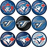 "Toronto Blue Jay MLB Round Badge 1.75"" Badge Magnet at Amazon.com"