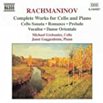Rachmaninov: Complete Works for Cello...