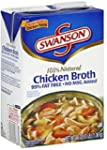 Swanson Chicken Broth, 48 Ounce Carto...