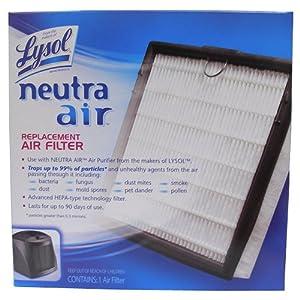 Lysol Neutra Air Air Purifier Filter Refill Set of 18