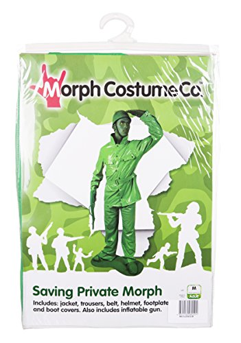 Saving Private Morph Toy Soldier Costume from Morph Costumes