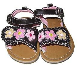 Infant Toddler Brown Sandal - 6-9 Months [3010]