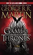 A Game of Thrones: A Song of Ice and Fire: Book One by George RR Martin cover image