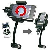 iPhone3G/3GS&iPod FMトランスミッター with リモコン:ALLKIT2