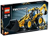 LEGO Technic 8069 Backhoe Loader
