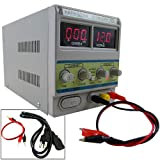 Digital DC Power Supply 30V 3A Precision Variable Adjustable Dual Mode 110/220V