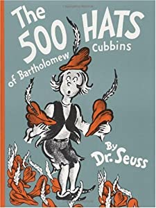 "Cover of ""The 500 Hats of Bartholomew Cub..."