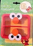Sesame Street Elmo Theme Crust Cuttr
