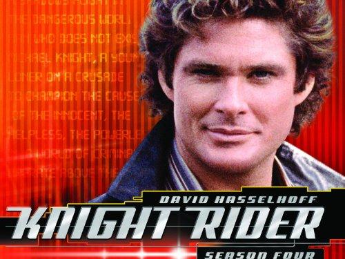 Amazon Com Knight Rider Classic Season 4 David