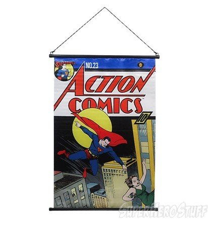 "1 X Action Comics Wall Scroll 22"" x 32"" - 1"