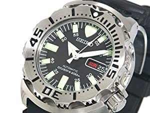 SEIKO black monster watches automatic diver SKX779K3 [imports]