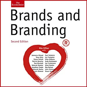 Brands and Branding: The Economist | [Rita Clifton]