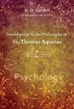 Introduction to the Philosophy of St. Thomas Aquinas, Volume 3: Psychology