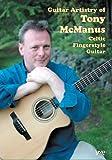echange, troc Guitar Artistry of Tony Mcmanus: Celtic Fingerstyl [Import anglais]