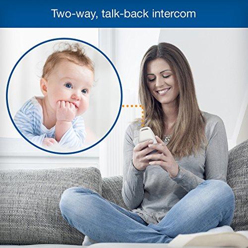 VTech DM223 Safe & Sound DECT 6.0 Digital Audio Baby Monitor