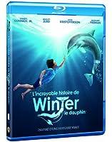 L'incroyable histoire de winter le dauphin [Blu-ray]