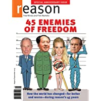 1-Year (11 Issues) of Reason Magazine Subscription