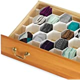 Whitmor 6025-3928 8-Piece Honeycomb Drawer Organizer