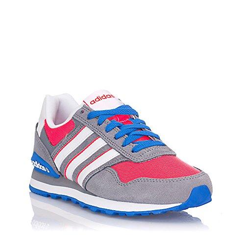 adidas-10K-W-Zapatillas-deportivas-para-mujer-color-gris-rosa-blanco