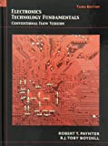 img - for Electronics Technology Fundamentals: Conventional Flow Version with Lab Manual (3rd Edition) book / textbook / text book