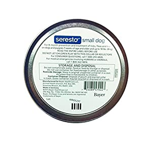 Bayer Seresto Flea and Tick Collar