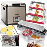 SousVide Supreme 11-Liter Water Oven System With Accessories