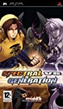 Spectral Vs. Generation (PSP)