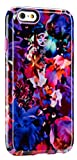Speck Products SPK-A3119 CandyShell Inked Case for iPhone 6 - LushFloral Pattern/Beaming Orchid Purple