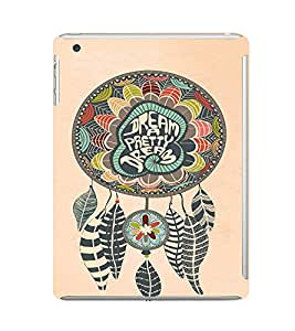 Ebby Premium Printed Back Case Cover With Full protection For Apple iPad Mini 2 (Designer Case)