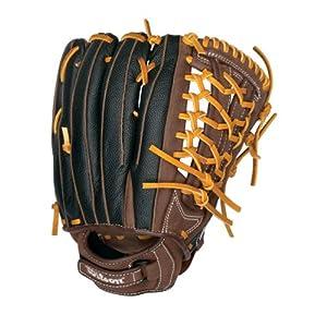 Wilson Pro Soft YAK FP BBG 12.75-Inch Fast Pitch Glove-Left Hand Throw