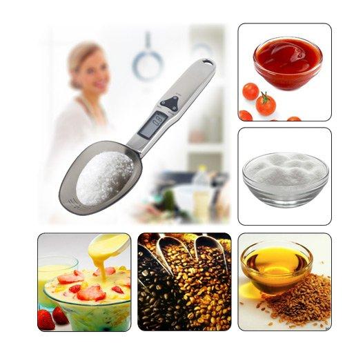 Balance cuillère numérique pour la cuisine