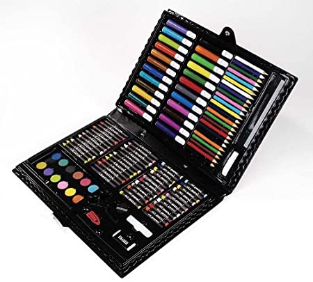 Darice 120-Piece Deluxe Art Set $6.29