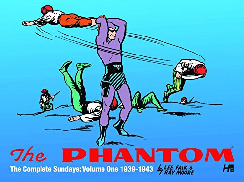 The Phantom: The Complete Sundays Volume 1 (1939-1942)