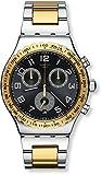 [スウォッチ]SWATCH 腕時計 NEW IRONY CHRONO(ニューアイロニークロノ) GOLDEN YOUTH YVS427G メンズ 【正規輸入品】
