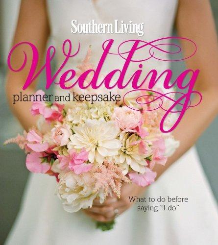 Southern Living Wedding Planner and Keepsake: