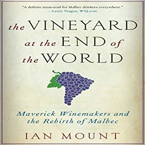 The Vineyard at the End of the World Audiobook