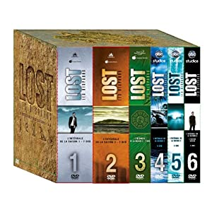 Lost : Intégrale Saisons 1 à 6 - Coffret 37 DVD