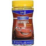 Disney Cars Complete Multi-Vitamin Gummies, 60 Count, 3 Pack