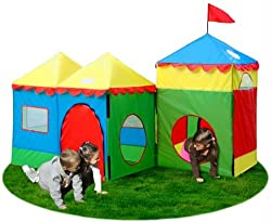 GigaTent Camelot Village Play Tents