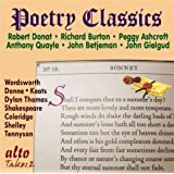 VARIOUS - POETRY CLASSICS - GREAT VOICES