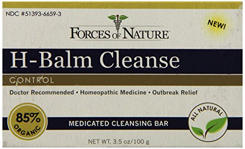 Forces of Nature H-Balm Cleanse, 100 Gram