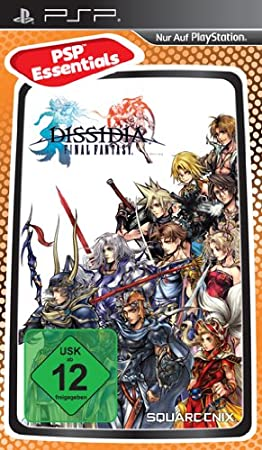 Dissidia Final Fantasy Essentials (PSP)