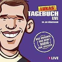 Lukas Tagebuch Live Hörbuch von Jan Böhmermann Gesprochen von: Jan Böhmermann