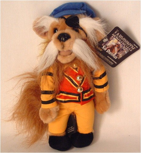 Sir Didymus 12 inch Plush from Labyrinth