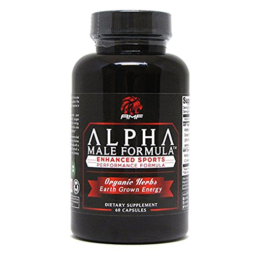 AMF All Natural Pre Workout Supplement For Men. Boost Your Endurance & Energy. 60 Preworkout Pills (Herbal Energy Pre Workout compare prices)
